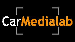 CarMedialab Logo white