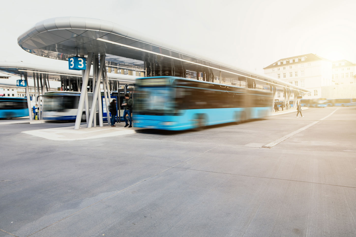 MOBILEcharge: electric buses charging management