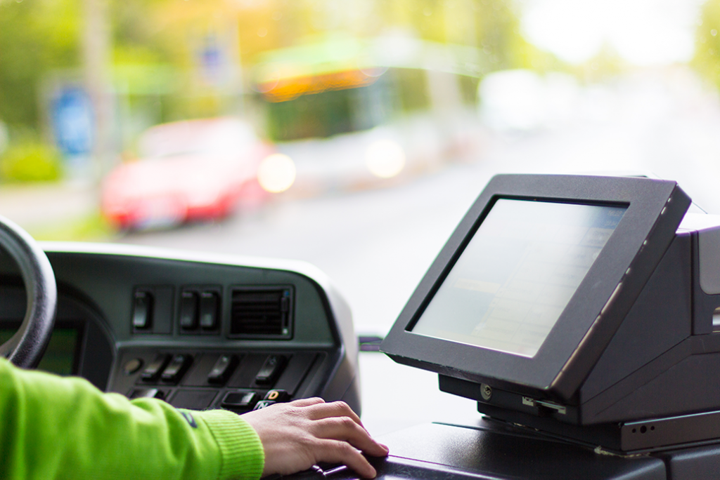 MOBILEefficiency: driving assistance for bus drivers